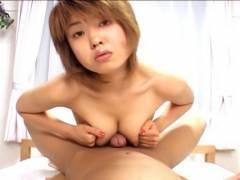 Akira Sakamoto Gives a Titjob