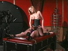 Hot Girl on Girl BDSM