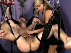 Mistress Nicollete's BDSM Screw Torture