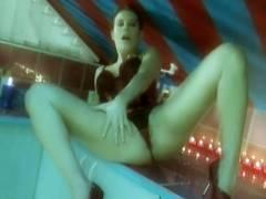 Lana Masturbates For the Camera