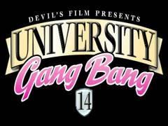 University Gang Bang 14