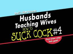 Husbands Teaching Wives How To Suck Banana 4