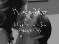 Deep Kissing Lesbians 2: My Lesbian Professor